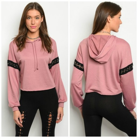 veveret Tops - 3 FOR $40 • Lightweight Pullover Hooded Top